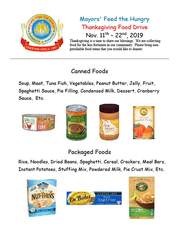 Food Drive Handout 2019-01