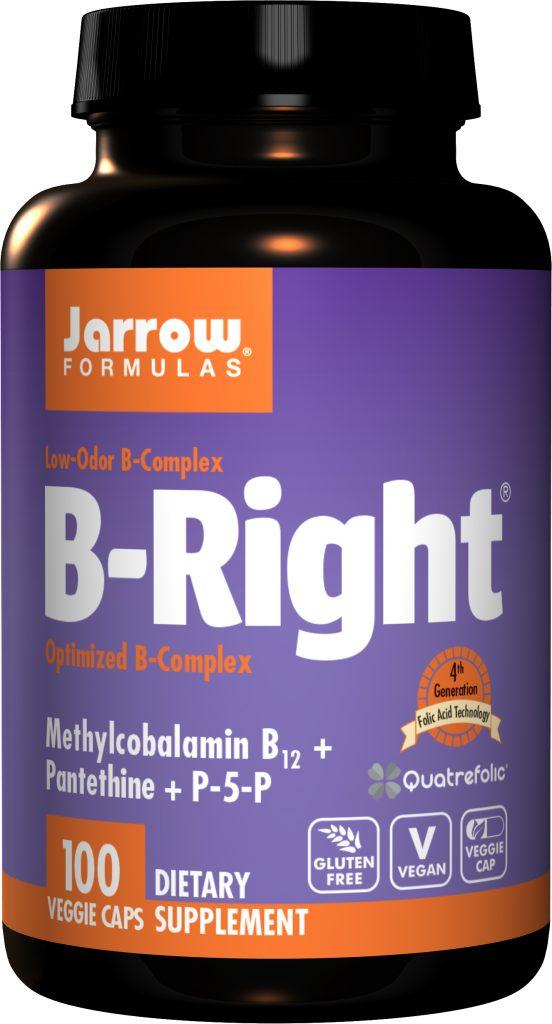 Jarrow B-Right B Vitamin Complex